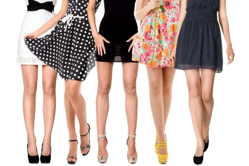Here are some fashion tips for the tall ladies